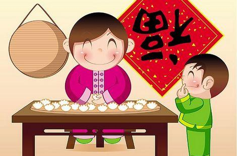 Spring Festival ComingBest Food We Need to Eat