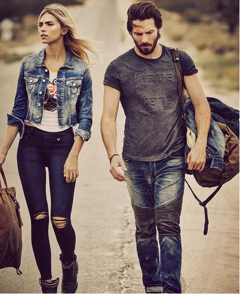 Up to $200 OffSitewide @ True Religion