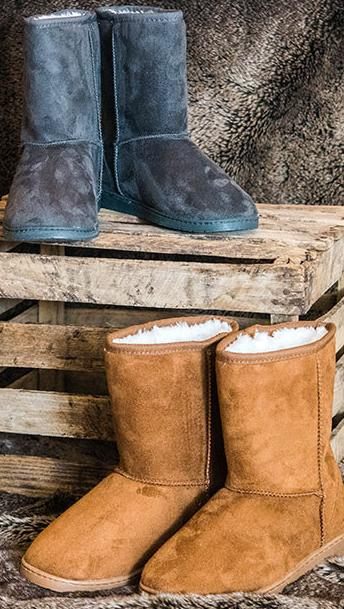 Dealmoon Exclusive: From $16.99+Free ShippingWomen's and Kids' Microfiber Boots @Dawgs