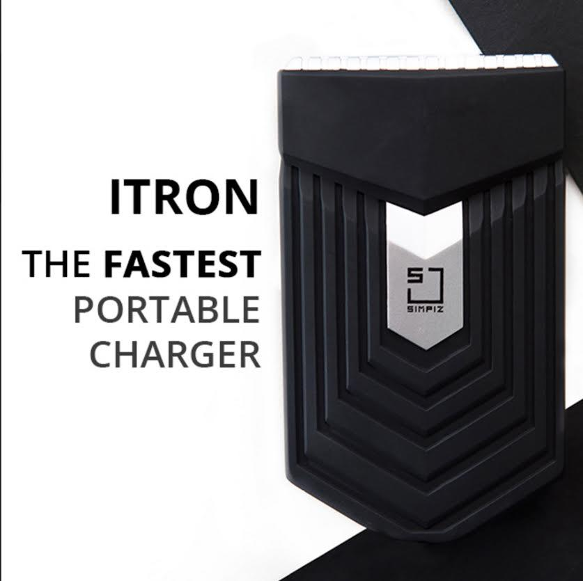 $60iTron portable charger