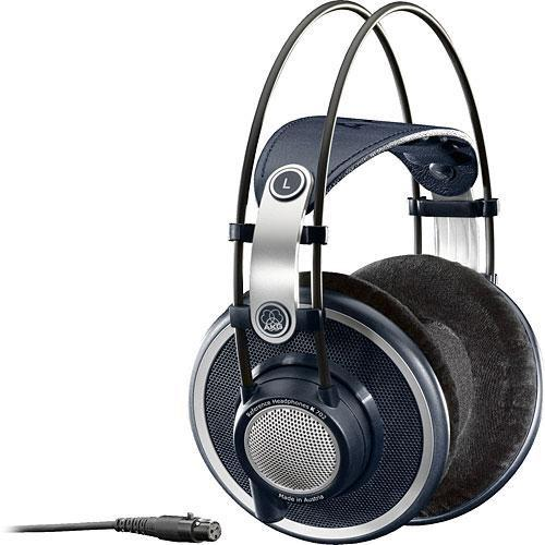 £107.50 ($142.63) AKG K702 Headphones Black