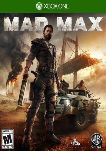 $26 Mad Max - Xbox One