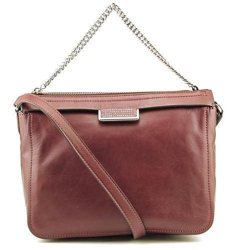 $180Dealmoon Exclusive! Marc By Marc Jacobs Top of the Chain Messenger in Cardamom @ Shoe Metro
