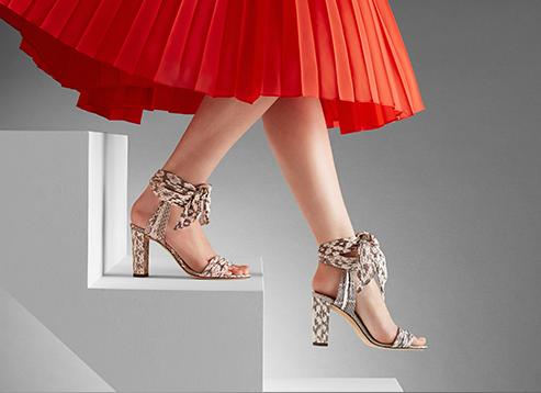 From $495New Arrivals @ Jimmy Choo