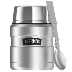 $19.99Thermos 膳魔师 不锈钢焖烧杯 带不锈钢折叠勺