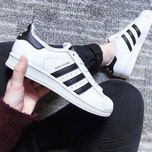 $60(原价$100)ADIDAS阿迪达斯 Superstar 女款运动鞋