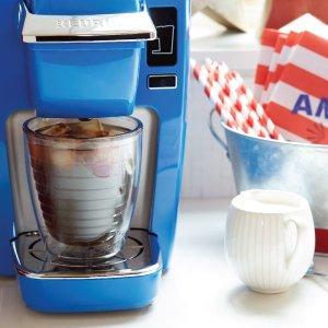 封面K15咖啡机 $55.99包邮 7色选Keurig官网 返校季全场额外8折, 咖啡机、胶囊、配件都参加