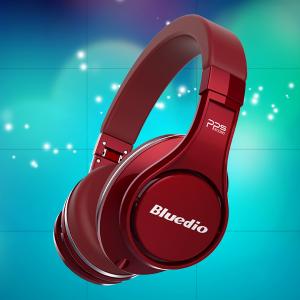 低至6.4折限今天:Bluedio 蓝弦 UFO无线蓝牙耳机,8喇叭低重音头戴式,多色可选