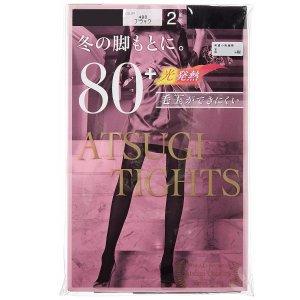 $22.5 / RMB149.7 直邮中美ATSUGI 厚木 发热 保暖连裤袜 80D 六双入 超值特价