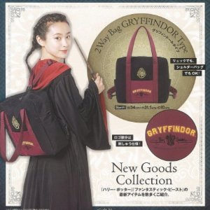 $21.21Harry Potter 2Way Bag SLYTHERIN & GRYFFINDOR
