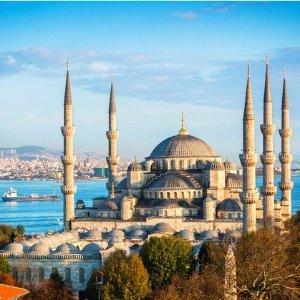 $1599起 其他商品折扣码适用土耳其13天机票加酒店套餐 纽约出发