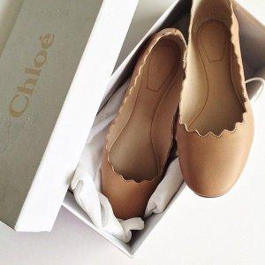 低至5折手慢无:Chloe女士花瓣鞋热卖