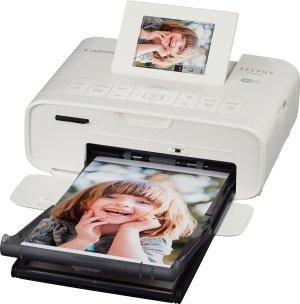 $127.2(原价$159)  包邮返校季特惠:Canon 佳能 CP1200 无线彩色相片打印机