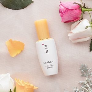 Dealmoon Exclusive! Receive a Cleansing kitWith any $100 purchase @ Sulwhasoo(雪花秀美国官网)