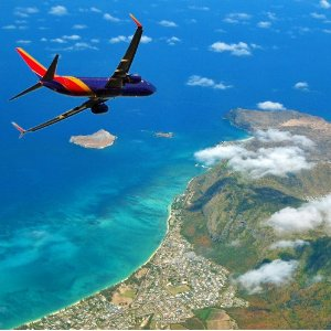 From $331Roundtrip Flight: Los Angeles to/from Honolulu@Priceline