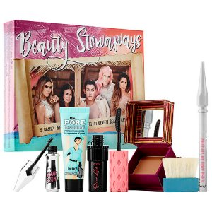 $32.00 ($61.00 value) BENEFIT COSMETICS Beauty Stowaways Influencer Must-have Set @ Sephora.com