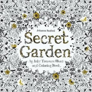 到手价$3.82 还有更多绘本可选白菜价:Secret Garden 秘密花园颜色填充绘本 热卖