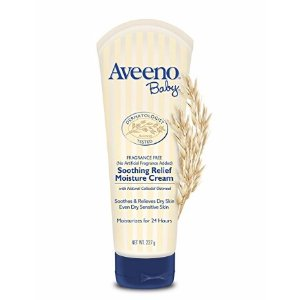$6.64Aveeno Baby Soothing Relief Moisturizing Cream For Dry Sensitive Skin, 8 Oz.