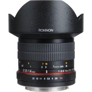 Up to $100 GC WPRokinon Lenses Sale