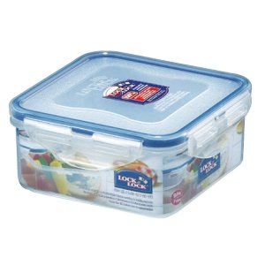 Starting at $4.30LOCK & LOCK Airtight Square Food Storage Container 20.29-oz / 2.54-cup