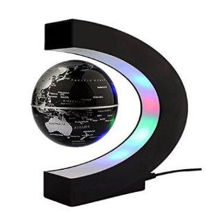 $28.79(原价$41.19)创意家饰ZJchao C型3寸磁悬浮地球仪