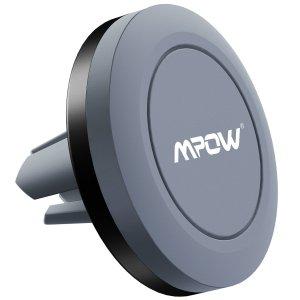 $8.5 原价($15.99)闪购:Mpow  手机车载磁铁支架,销量冠军!