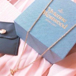低至5折+额外95折 直邮中美限今天:Vivienne Westwood 土星环 精选饰品 一日特卖
