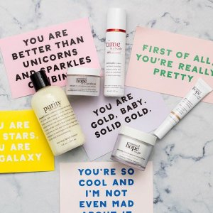 Dealmoon Exclusive!Take an additional 15% Off Select Bundles @ philosophy