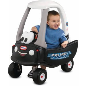 $39Little Tikes Cozy Coupe 30th Anniversary Tikes Patrol Ride-On