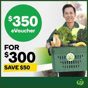 最高立减$50线上专享:Woolworths 超市官网代金券热卖