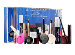 CDN$90(价值CDN$268)SEPHORA FAVORITES Superstars彩妆超值套装