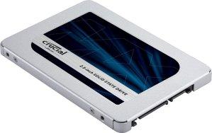 $134Crucial MX500 500GB 3D NAND SATA 2.5 Inch Internal SSD