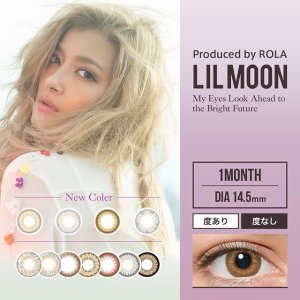 Ending Soon: $18.31LIL MOON Color Lens @LOOOK