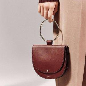New!Whitney Hoop Bag