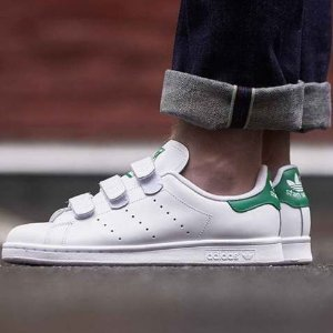$39adidas Stan Smith Shoes Men's White