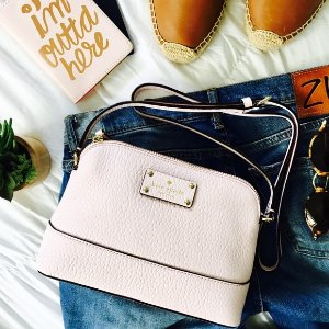Up to 75% Off Crossbody @ kate spade