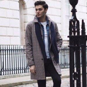 20% OFFTopman Men's Coat Jacket Sale
