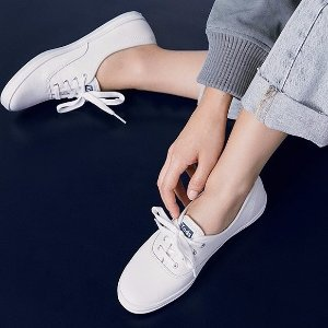 低至2.5折Keds 帆布运动鞋促销