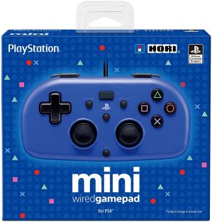 $19.99 (原价$29.99)HORI PS4 Mini 有线 控制器