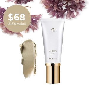 $68 ($138 Value) + Extra 10% OffPurifying Algae + Clay Mask @ Eve By Eve's