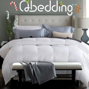Up to 60% Off + Free Shipping on $49@ Qbedding