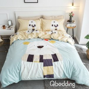 Free Microplush BlanketOrders Over $199 @ Qbedding