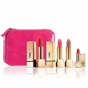 New Arrival! $88 Yves Saint Laurent Beaute Limited Edition Ultimate Lip Set @ Neiman Marcus