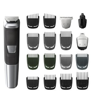 $15Philips Norelco Multigroom 5000, 18 attachments, MG5750/49