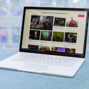 最多省$300 + 可邮寄Microsoft Surface Book 2 笔记本电脑