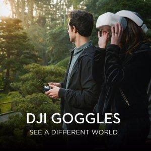 $449 预售!视界大不同!DJI Goggles VR眼镜