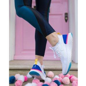 $150+免邮 Nike 2018年度巨作上新:Nike 最新 Epic React Flyknit跑鞋全美发售,跑鞋突破性革命性创举