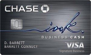 Earn $300 bonus cash backInk Business Cash℠ Credit Card