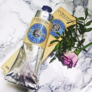 50% Off Shampooswith $45 Purchase @ L'Occitane