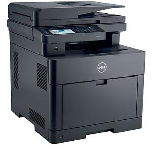 $199Dell S2825cdn Color Smart Multifunction Laser Printer
